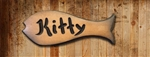 real wood sign specialty