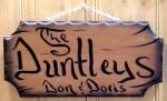 real wood sign specialty rustic family name sign